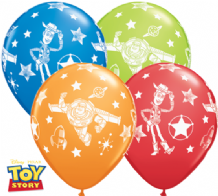Toy Story Balloons - 11 Inch Balloons (25pcs)